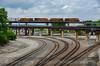 Photo 3824<br /> BNSF Railway; 27th Street, Kansas City, Missouri<br /> July 4, 2016
