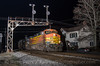Photo 2649<br /> BNSF Railway (on CSX); Glendale, Ohio<br /> April 6, 2013