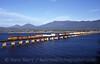 Photo 0082<br /> Burlington Northern & Santa Fe; Lake Pend Oreille, Sandpoint, Idaho<br /> September 2000