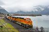 Photo 3697<br /> BNSF Railway; Home Valley, Washington<br /> March 15, 2016