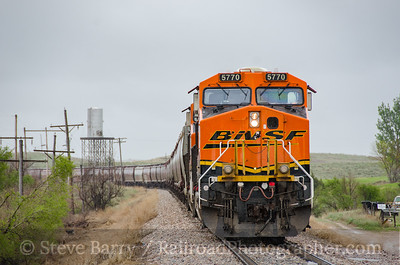 Photo 3419 BNSF Railway; Sterling, Colorado May 22, 2015