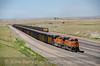 Photo 3850<br /> BNSF Railway and Union Pacific; Bill, Wyoming<br /> July 8, 2016