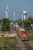 Photo 2885<br /> BNSF Railway; Shabbona, Illinois<br /> April 17, 2012