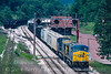 Photo 4134<br /> CSX Transportation; Tunnelton, West Virginia<br /> June 1995