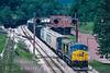 Photo 4134<br /> CSX Transportation; Tunnelton, West Virginia<br /> June 1995