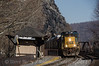 Photo 2641<br /> CSX Transportation; Harpers Ferry, West Virginia<br /> March 22, 2013