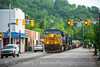 Photo 4683<br /> CSX Transportation<br /> St. Marys, West Virginia<br /> May 19, 2018