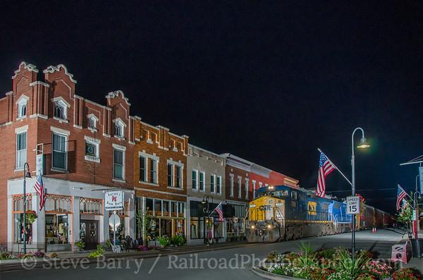 Photo 3449 CSX Transportation; La Grange, Kentucky August 14, 2015