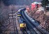 Photo 2546<br /> CSX Transportation; Hinton, West Virginia<br /> February 18, 1996