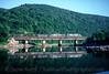 Photo 5393<br /> CSX Transportation<br /> Rowlesburg, West Virginia<br /> July 1997