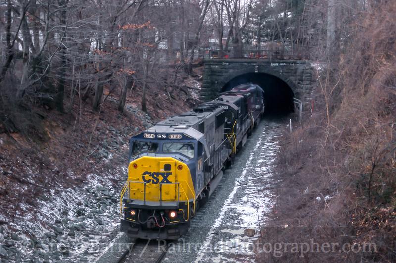 CSX; Darby PA; 1/2003
