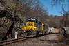 Photo 2684<br /> CSX Transportation; Bear Mountain, New York<br /> April 6, 2012
