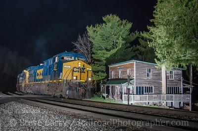 Photo 3720 CSX Transportation; Mance, Pennsylvania April 1, 2016