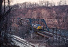 Photo 2541<br /> CSX Transportation; Clifton Forge, Virginia<br /> February 19, 1996