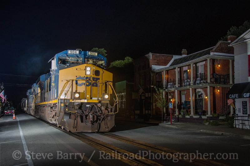 Photo 3460<br /> CSX Transportation; La Grange, Kentucky<br /> August 14, 2015