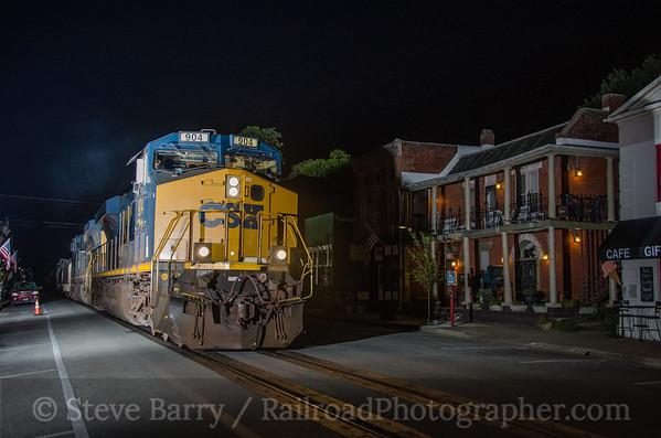 Photo 3450 CSX Transportation; La Grange, Kentucky August 14, 2015