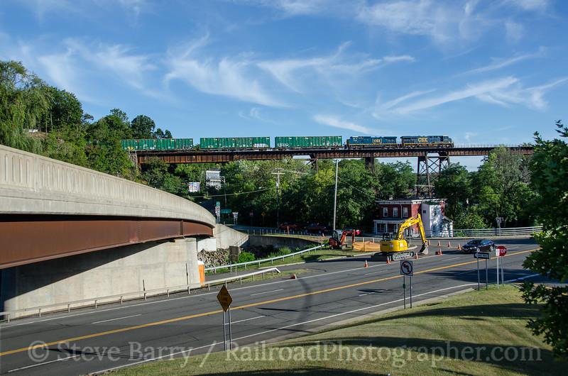 Photo 3935<br /> CSX Transportation; Catskill, New York<br /> September 11, 2016