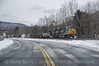 Photo 3059<br /> CSX Transportation; Huntington, Massachusetts<br /> January 26, 2014
