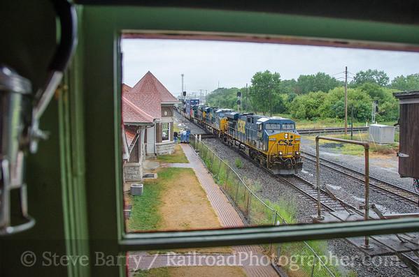 Photo 3914 CSX Transportation; Marion, Ohio August 14, 2016