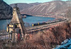 Photo 2545<br /> CSX Transportation; Hinton, West Virginia<br /> February 18, 1996