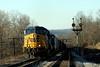 Photo 0851<br /> CSX Transportation; Orleans Road, West Virginia<br /> December 19, 2006