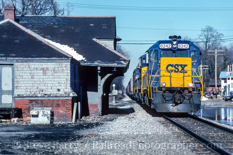 CSX; Aberdeen MD; 3/1996