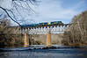 Photo 3264<br /> CSX Santa Train; Mount Carmel, Tennessee<br /> November 22, 2014