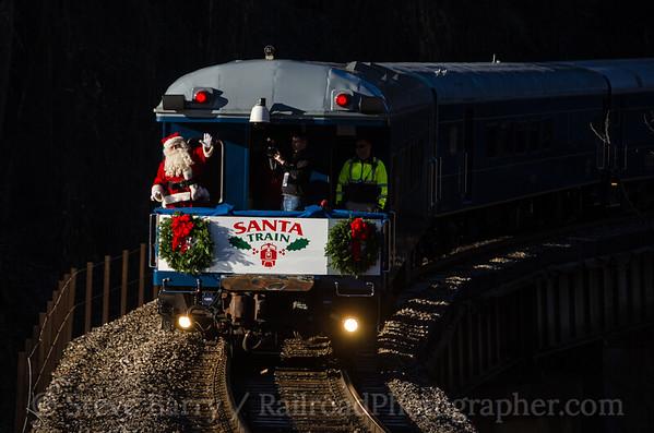 Photo 3602 CSX Transportation; Clinchco, Virginia November 21, 2015