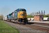 Photo 1853<br /> CSX Transportation; Berea, Ohio<br /> April 23, 2010