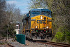 CSX (on CSAO); Richland NJ; 4/11/20