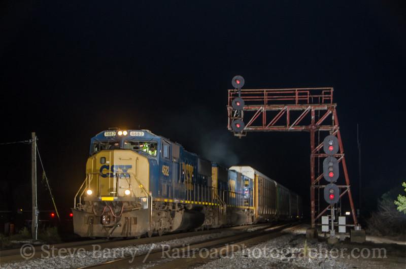 Photo 3287<br /> CSX Transportation; Lakeland,  Florida<br /> December 14, 2014