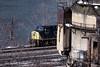 Photo 1308<br /> CSX Transporation; Hinton, West Virginia<br /> February 18, 1996