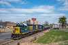 CSX (on Conrail Shared Assets); Morrisville PA; 3/22/20