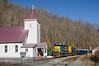 Photo 3603<br /> CSX Transportation; Dante, Virginia<br /> November 21, 2015