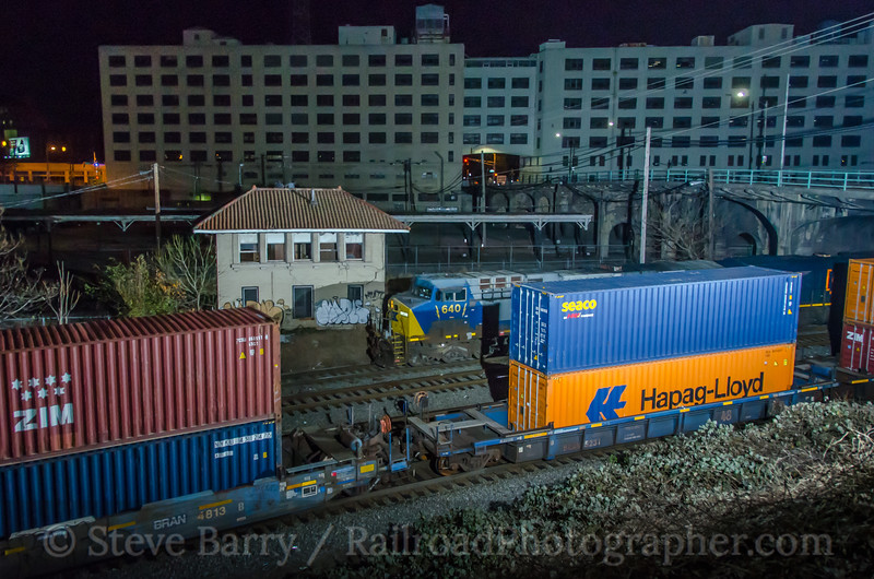 Photo 4017<br /> CSX Transportation; South Tower, Atlanta, Georgia<br /> December 10, 2016