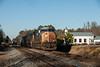 Photo 2271<br /> CSX Transportation; Gwathmey, Virginia<br /> January 6, 2012