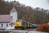 CSX Santa Train; Dante VA; 11/23/19