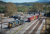 Photo 4379<br /> CSX Transportation<br /> Hancock, Berkeley Springs, West Virginia<br /> October 18, 2017