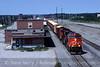 Photo 0128<br /> Canadian National; Senneterre, Quebec<br /> July 18, 2004
