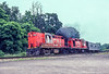 VIA; Bayview Junction ON; 8/1980