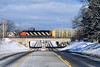 Canadian National; Vineland Station ON; 1/2005