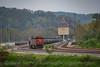 Photo 4359<br /> Canadian National (on NS)<br /> Prichard, West Virginia<br /> October 12, 2017