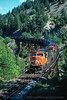 Photo 5031<br /> Canadian National<br /> Boston Bar, British Columbia<br /> May 2004
