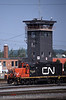 Photo 0126<br /> Canadian National; Joffre Yard, Charny, Quebec<br /> September 9, 2001