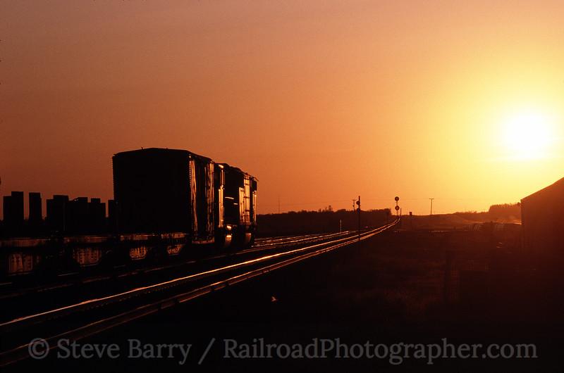 Photo 0131<br /> Canadian National; Watrous, Saskatchewan<br /> May 2004