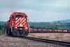 Photo 2974<br /> CP Rail; Notch Hill, British Columbia<br /> September 1988
