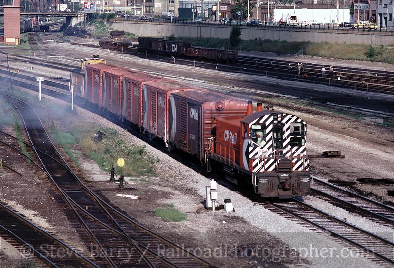 Photo 0849<br /> CP Rail; Toronto, Ontario
