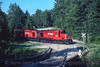 Photo 4076<br /> Canadian Pacific; Burke, Vermont<br /> July 1996