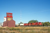 Photo 4531<br /> Canadian Pacific<br /> Mortlach, Saskatchewan<br /> September 2000