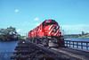 Photo 4145<br /> Canadian Pacific; Newport, Vermont<br /> July 1996